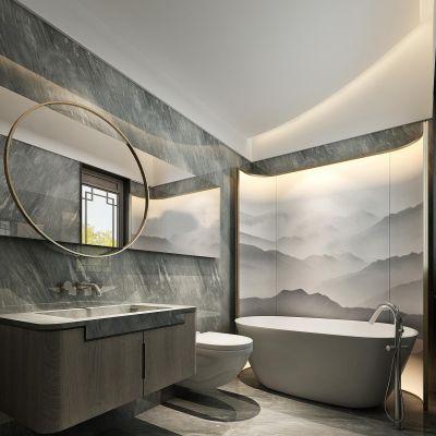 中式风格卫浴