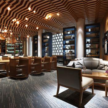 中式咖啡厅