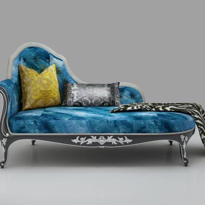 欧式贵妃椅