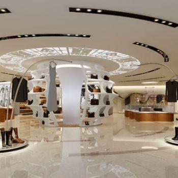 服装店博物馆3D模型