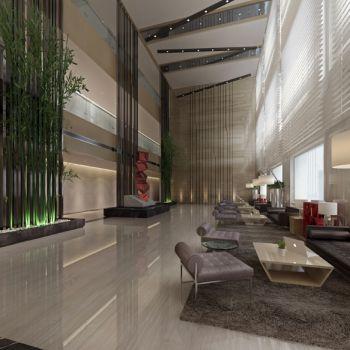 酒店3D模型