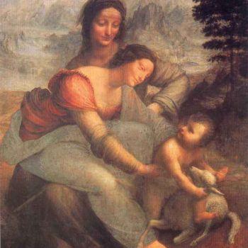 油画大师作品装饰画