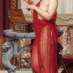 英国画家约翰·威廉·格威德油画大师作品装饰画