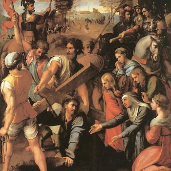 拉斐尔油画作品装饰画