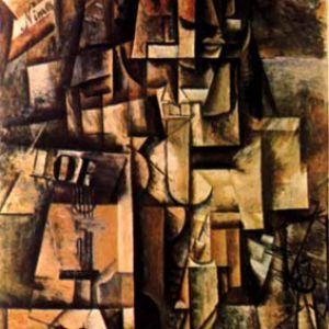 毕加索油画大师作品