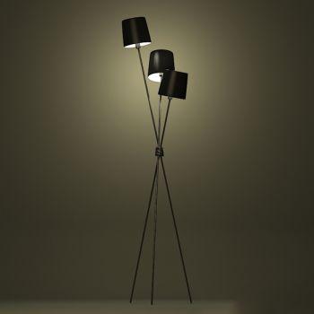 落地灯具3D模型