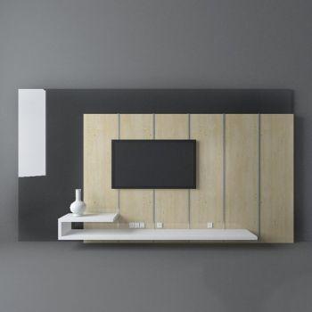 电视柜电视墙