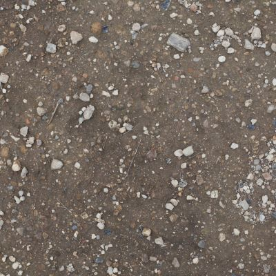 沙地带鹅卵石