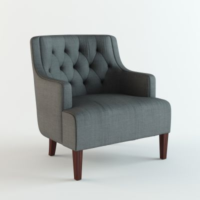 欧式风格单人沙发