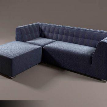 欧式多人沙发