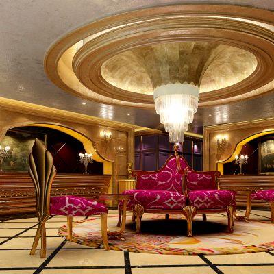 欧式风格酒店大厅