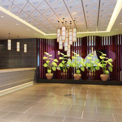 中式风格酒店餐厅