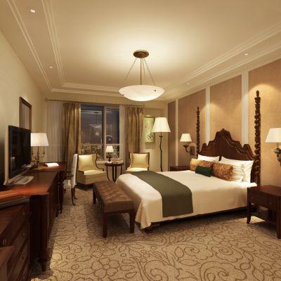欧式风格酒店客房
