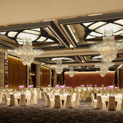 欧式风格宴会厅