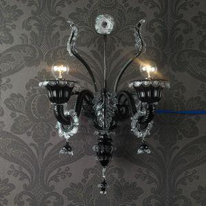 欧式水晶壁灯