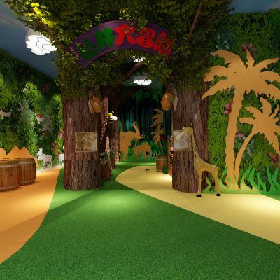 森林游乐园