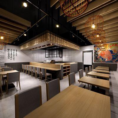 日式风格寿司店