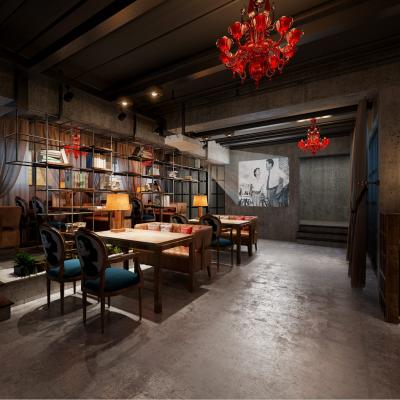 现代风格茶餐厅