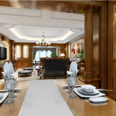 美式风格餐厅