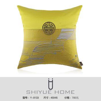 抱枕-高清贴图黄色