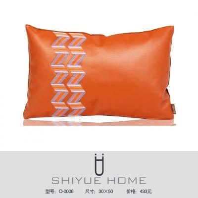 抱枕-高清贴图橙色