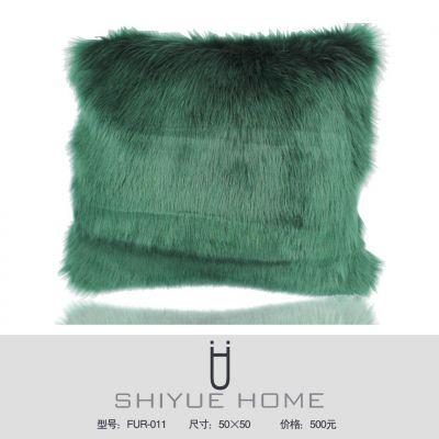 抱枕-高清贴图绿色其他颜色皮毛