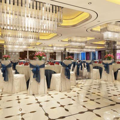 宴会厅现代风格