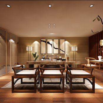 中式茶馆3D模型