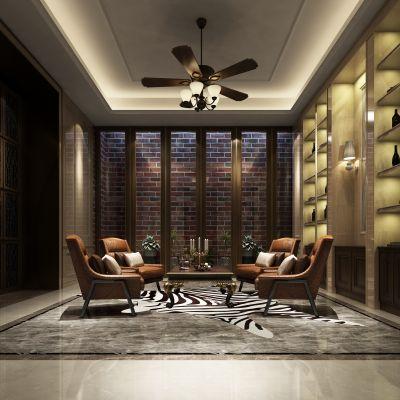欧式风格会客室
