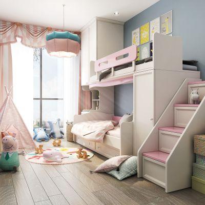 北欧儿童房