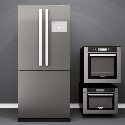 冰箱 蒸箱烤箱