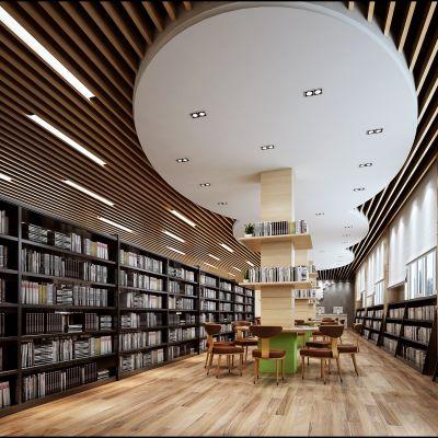 新的风格图书馆