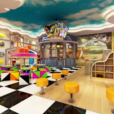 现代风格幼儿园