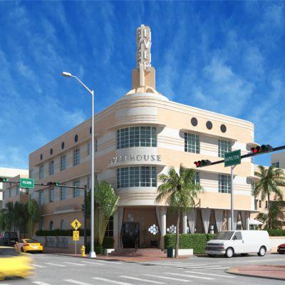 现代风格建筑