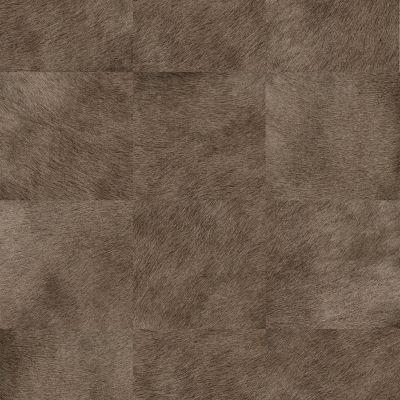 动物皮地毯