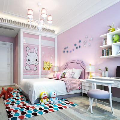 欧式风格儿童房