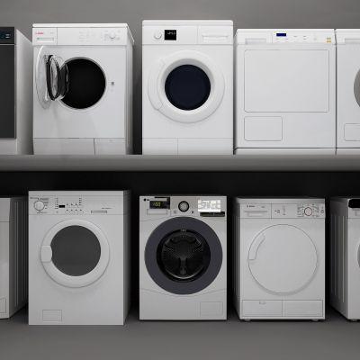 洗衣机组合