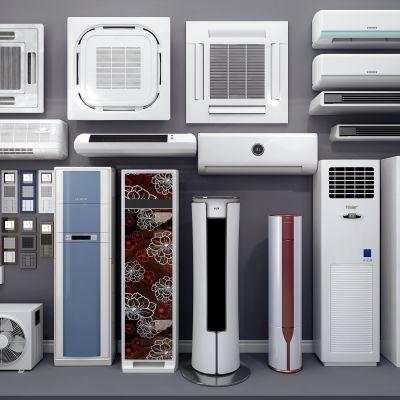 壁挂空调 立柜空调 中央空调