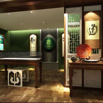 中式珠宝店