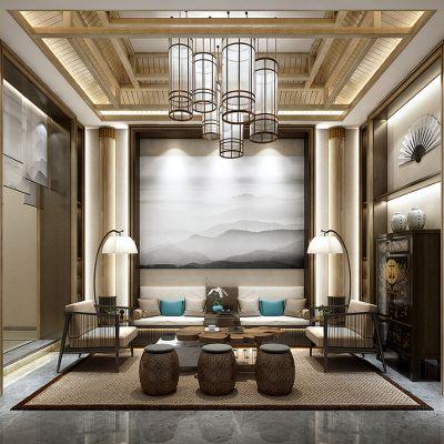 中式会客厅