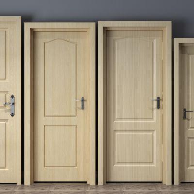 平开门,防盗门,房间门