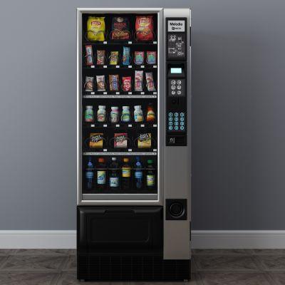 售货机,自动售货机