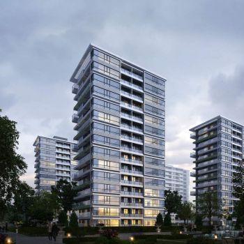 小区住宅3D模型