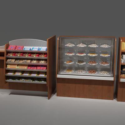 货架,展示架,面包架