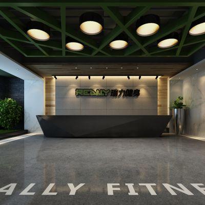 健身房前厅