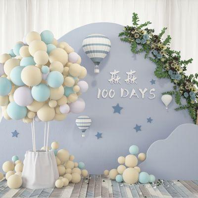 婚庆婚礼气球合影区