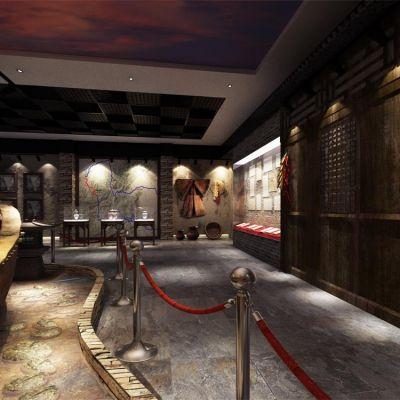 土家博物馆大厅