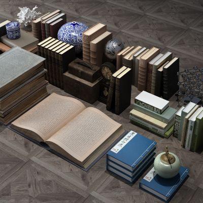 书籍,古籍,花瓶,瓷器