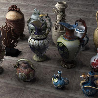 陶瓷器皿,瓷器,古董