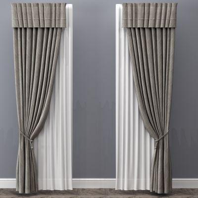 窗帘,挂帘,双层帘,纱帘,布帘